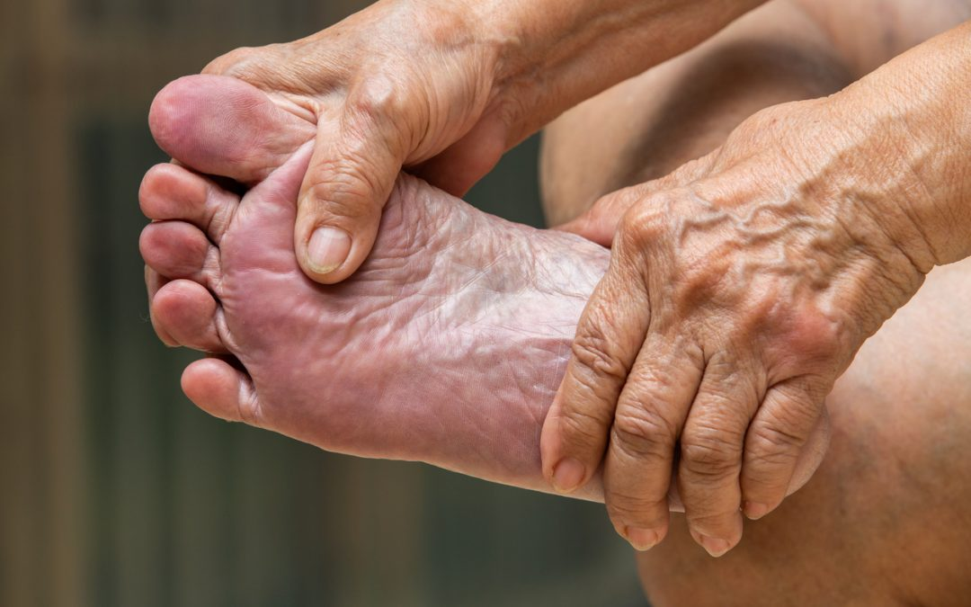 What is Diabetic Foot Pain?